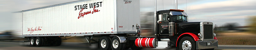 Expedited freight service between your site and every corner of Canada and the United States